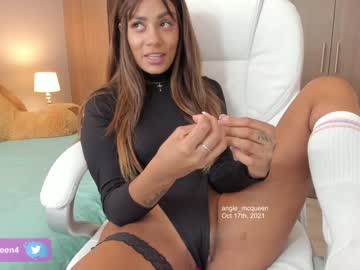 angie_mcqueen on 2021-10-17 at Chaturbate